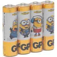 Батарейки алкалиновые GP 15AMIN2-2CRVS4