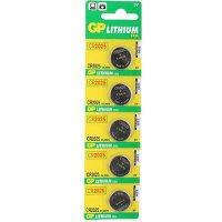 Батарейки GP CR2025-BC5