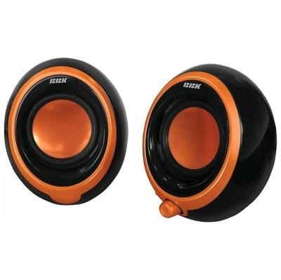 колонка BBK CA-201S Black/Orange
