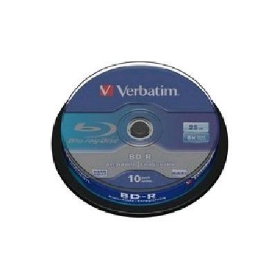 диск Blu-Ray Verbatim 43742