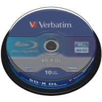 Диск Blu-Ray Verbatim 43746
