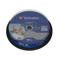 Диск Blu-Ray Verbatim 43804