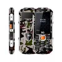 Мобильный телефон BQ 2432 Tank SE Camouflage