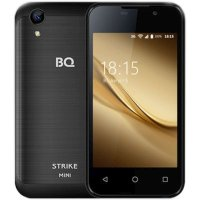 Смартфон BQ 4072 Strike Mini Black