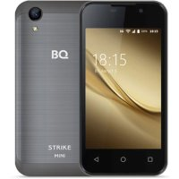Смартфон BQ 4072 Strike Mini Dark Grey