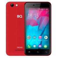 Смартфон BQ 5000L Trend Red
