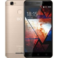 Смартфон BQ 5521 Strike Power Max Gold