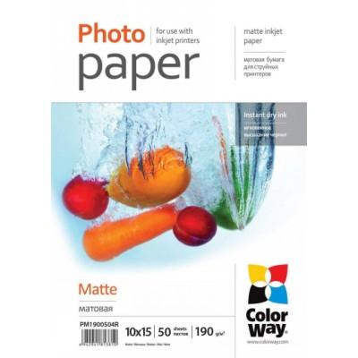 бумага ColorWay PM1900504R