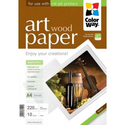 бумага ColorWay PMA220010WA4