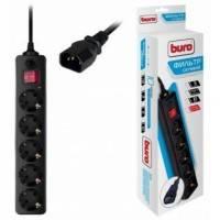 Сетевой фильтр Buro 500SH-1.8-UPS-B