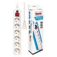 Сетевой фильтр Buro 600SH-1.8-UPS-W