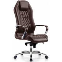Офисное кресло Бюрократ Aura Brown