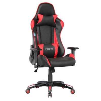 игровое кресло Бюрократ CH-778-BL+RED