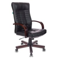 Офисное кресло Бюрократ KB-10-Walnut