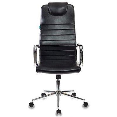 офисное кресло Бюрократ KB-9N-ECO-BLACK