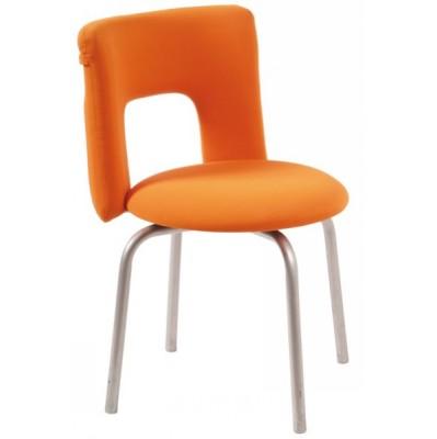стул Бюрократ KF-1-orange26-29-1