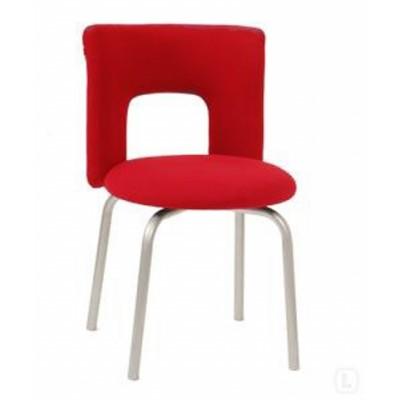 стул Бюрократ KF-1-red26-22