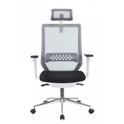 офисное кресло Бюрократ MC-W612N-H/DG/TW-11