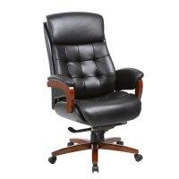 Офисное кресло Бюрократ MEGA-BLACK