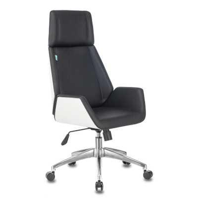 офисное кресло Бюрократ OPTIMUM-WH-BLACK