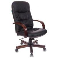 Офисное кресло Бюрократ T-9908-WALNUT