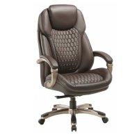 Офисное кресло Бюрократ T-9917-BROWN