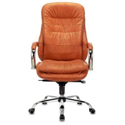 офисное кресло Бюрократ T-9950-BROWN