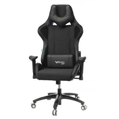 игровое кресло Бюрократ VIKING 4 AERO BLACK