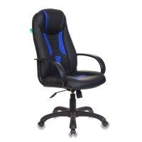 Игровое кресло Бюрократ VIKING-8-BL+Blue