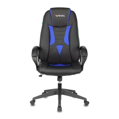 игровое кресло Бюрократ VIKING-8N-BL-BLUE