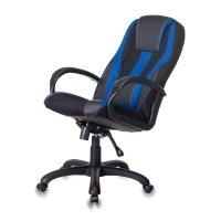 Игровое кресло Бюрократ VIKING-9-BL+BLUE