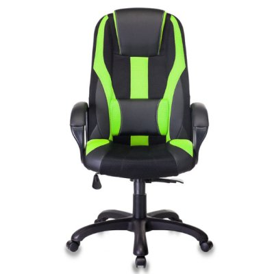 игровое кресло Бюрократ VIKING-9-BL+SD