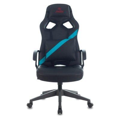 игровое кресло Бюрократ ZOMBIE DRIVER LB