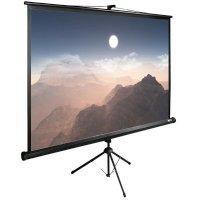 Экран для проектора Cactus CS-PSTE-180X180-BK