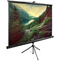 Экран для проектора Cactus CS-PSTE-220X220-BK
