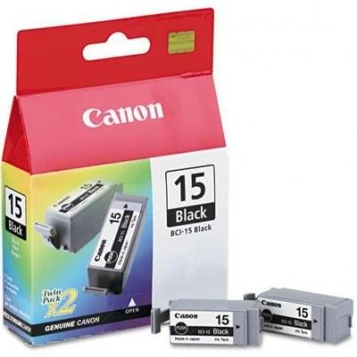 чернильница Canon BCI-15BK 8190A002