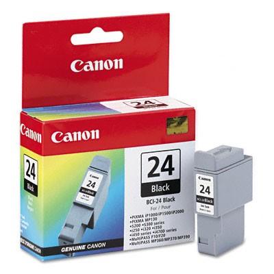 чернильница Canon BCI-24BK 6881A009