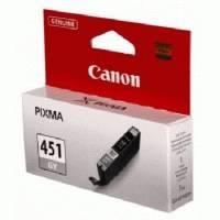 Картридж Canon CLI-451GY 6527B001