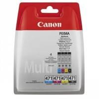 Картридж Canon CLI-471 C/M/Y/BK 0401C004