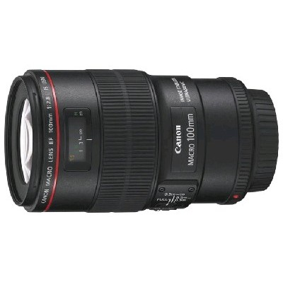 объектив Canon EF 100MM 2.8L IS USM MACRO 3554B005