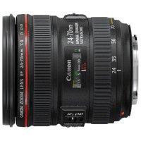 Объектив Canon EF 24 - 70мм F/4 IS 6313B005