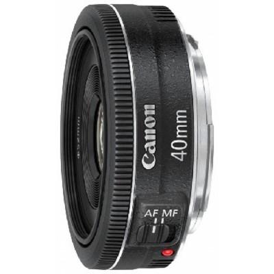 объектив Canon EF 40 2.8 STM