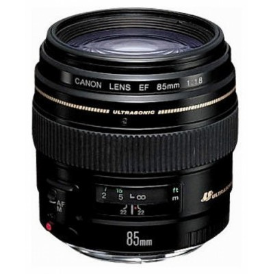 объектив Canon EF 85 F1.8 USM 2519A012