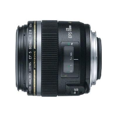 объектив Canon EF-S 60mm f/2.8 Macro USM 0284B007