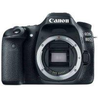 Фотоаппарат Canon EOS 80D 1263C010