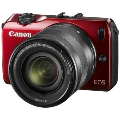 фотоаппарат Canon EOS M 6612B007