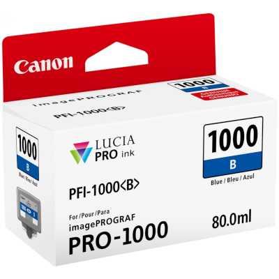 картридж Canon PFI-1000B 0555C001