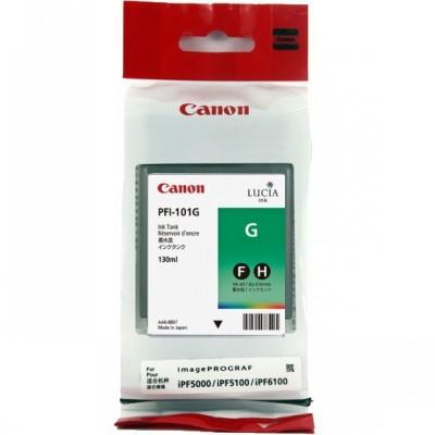 картридж Canon PFI-101G 0890B001