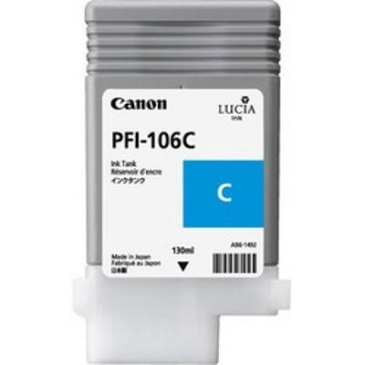картридж Canon PFI-106C 6622B001
