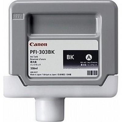 картридж Canon PFI-303BK 2958B001